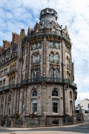 The Duke of Cornwall Hotel, Plymouth, Devon, United Kingdom August 20 2018 Zdjęcie Seryjne - 124998892