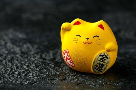 Maneki Neko Feng Shui japanese lucky cat.