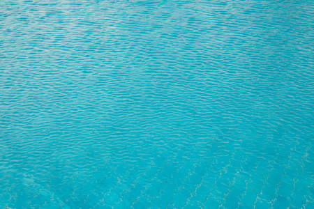 Water in the pool background