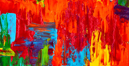 artwork: Abstract oil painting. Art brushstrokes watercolor. Modern and contemporary artwork. Colorful background