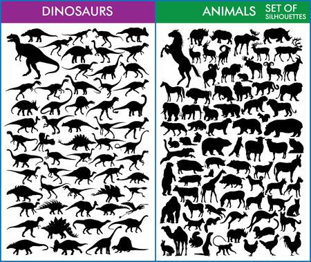 marten: Dinosaurs and animals