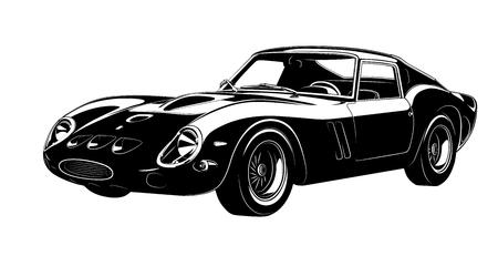 vector car Иллюстрация