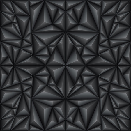 leather background: Black abstract texture
