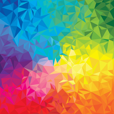 Abstract color background vector illustration