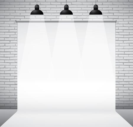 dingbat: Brick wall backdrop