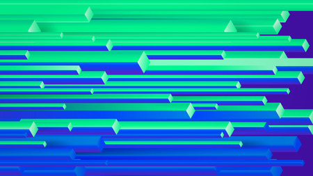 Vector abstract background with geometric elements, rectangles Çizim