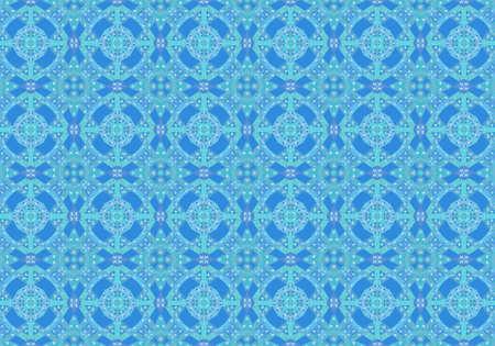 Blue winter christmas xmas geometric background illustration Zdjęcie Seryjne