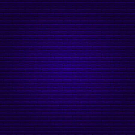 Brick Blue Background