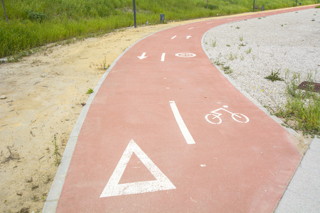 segregated: Segregated cycle facilities