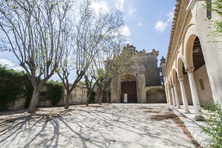 urbanism: Cartuja Monastery, Jerez de la Frontera, Spain (Charterhouse)