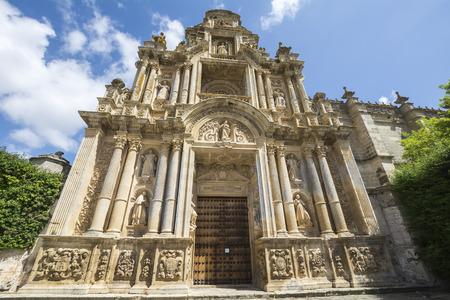 jerez de la frontera: Cartuja Monastery, Jerez de la Frontera, Spain (Charterhouse)