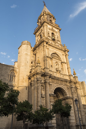 jerez de la frontera: San Miguel church, Jerez de la Frontera, Spain