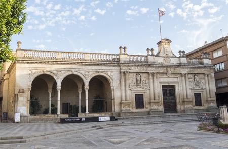 jerez de la frontera: Old Jerez de la Frontera City Hall, Spain