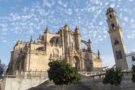 jerez de la frontera: Jerez de la frontera Cathedral, Spain