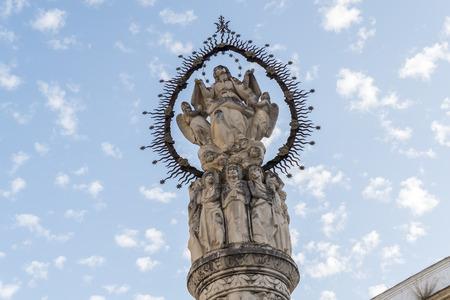 mudejar: Assumption monument, Jerez de la Frontera, Spain