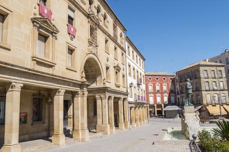 Andalucia Square, Ubeda, Jaen, Spain
