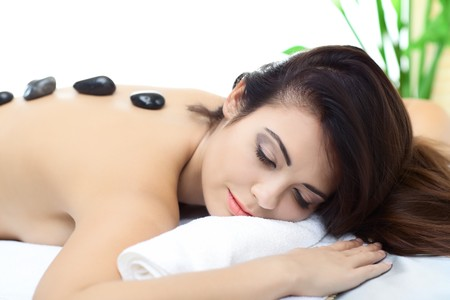 beauty woman in spa Stock Photo - 8060894