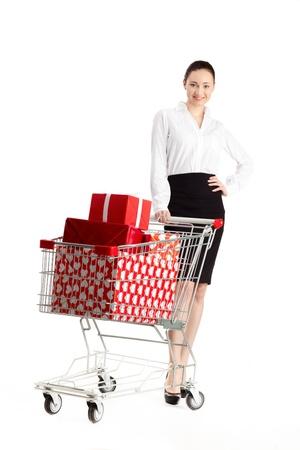 christmas budget: Shopping And Late