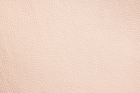 Beige leather pattern, close up shot