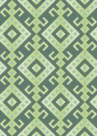 slavic: Simple seamless traditional slavic pattern Illustration