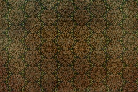 renaissance: Old classical renaissance texture. Colors yellow, black and brown