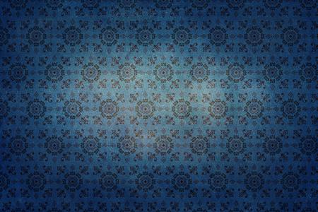 renaissance: Old classical renaissance texture. Colors blue and brown