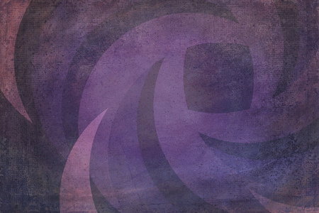 crescent moon: Grunge texture with crescent moon to use as background. Colors violet and purple
