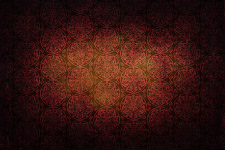 pink and black: Old classical renaissance texture. Colors pink, red and black
