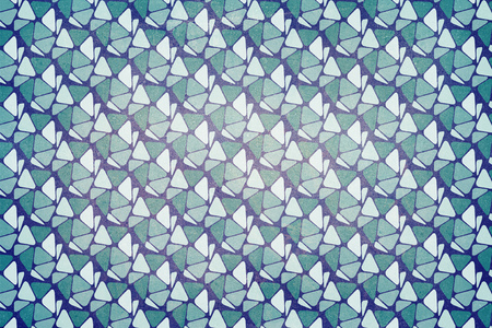 sixties: Sixties decoration pattern background. Colors teal, green and blue