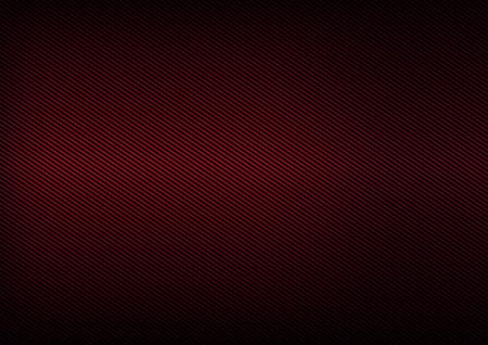 Textura abstracta hecha de líneas negras sobre un fondo rojo de Burdeos Ilustración de vector