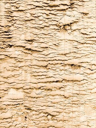 Compressed sand texture on a construction site. Useful as background of bump texture for 3d rendering. Copy space
