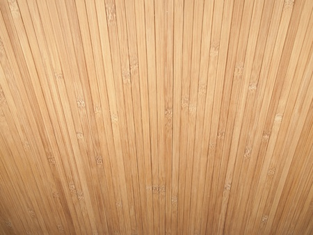 laths: Background made of vertical dispersing bamboo laths.