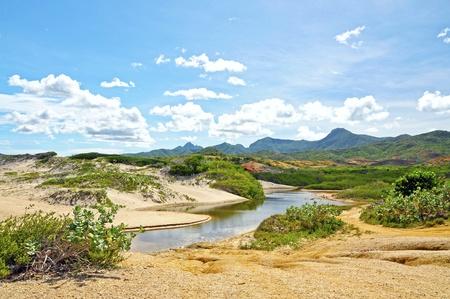 Venezuela Isla Maragrita Peninsula Macanao