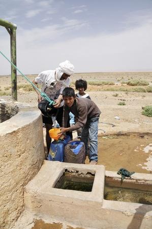 wells: Morocco, nomad
