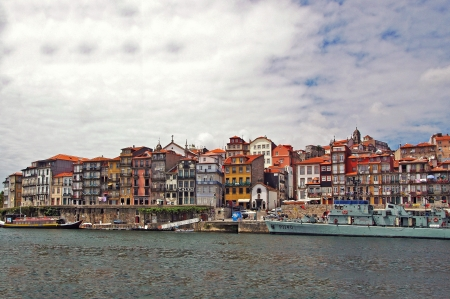 Historic center of Porto, Portugal Stock Photo - 14639556