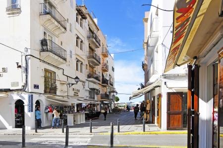 Sa Penya, fishing quarter,Eivissa,ibiza town