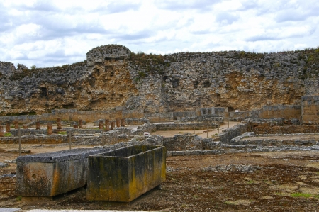 archaeologically: Conimbriga is Roman excavation sites biggest from Portugal and is a fantastic place to have a look in the past