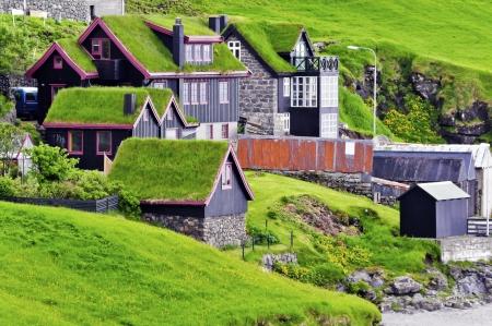 north island: Leynar is a place in the Faroe Islands in the West Streymoys