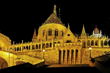 schulek: The Fisherman s Bastion is one of the most outstanding buildings in Budapest and created from 1899 to 1905 according to the designs of Frigyes Schulek