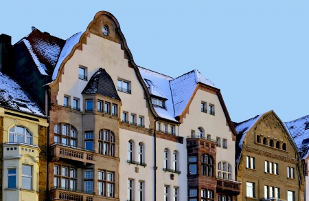 gables: From the Old Town Duesseldorf has grown, and it has remained at the heart of the state capital  Whoever comes to Dusseldorf lands, very soon in this great little half a square kilometer area, with its narrow streets and many restaurants  For visitors, the Editorial