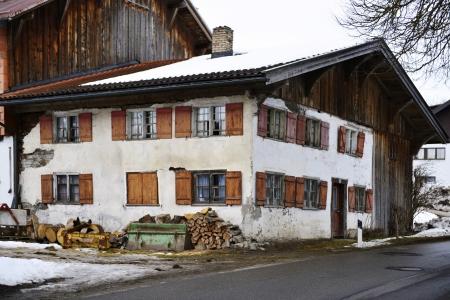 Oberstdorf, district Rubi, Germany, Bavaria, Allgaeu Oberstdorf is Germany
