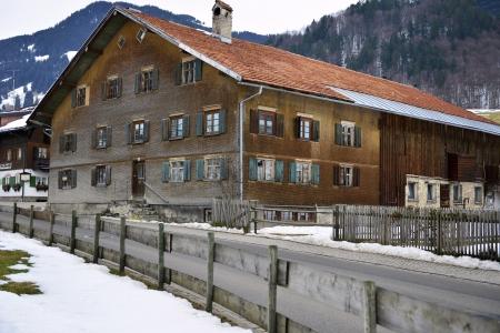 Oberstdorf, district Rubi, Germany, Bavaria, Germany