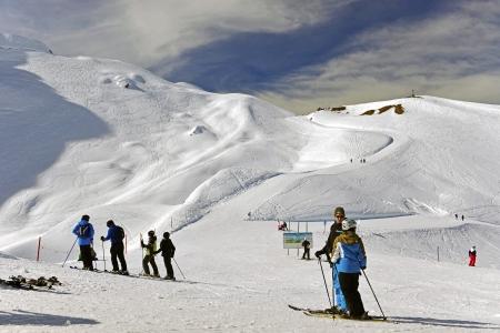 Kleinwalsertal High Ifen Ski resort
