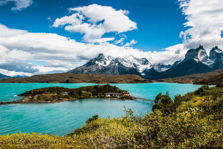 Torres del Paine, National Park, Patagonia, Chile
