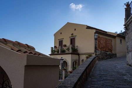 Savoca Italy (Sicily), known best for the movie The Godfather