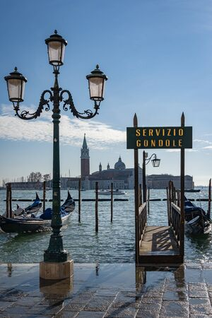 A view of the stunning Venice Italy