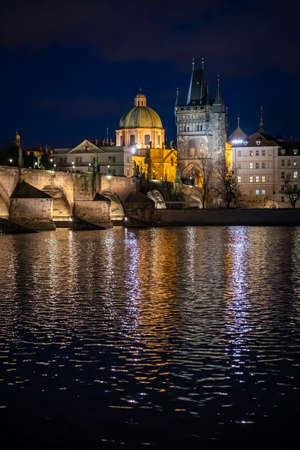 A view of the absolutely gorgeous Prague Czech Republic