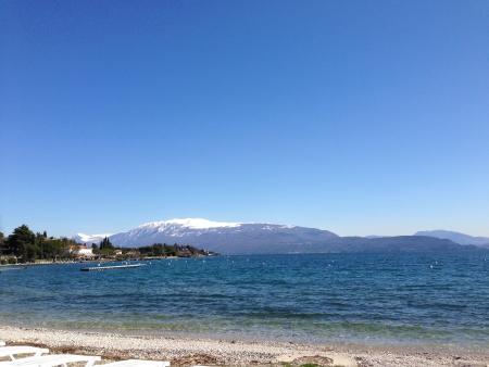 garda: Garda lake montebaldo