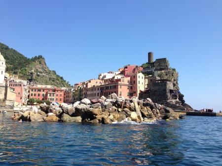 liguria: Vernazza Liguria