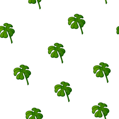 celtic: Clover pattern, quatrefoil, vector, cartoon Illustration